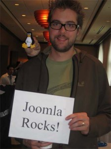Dries Buytaert - Joomla Rocks!