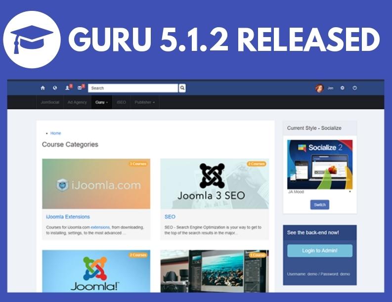guru 5.1.2 release