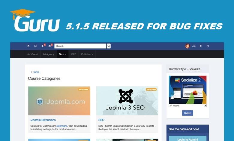 Guru 5.1.5 released