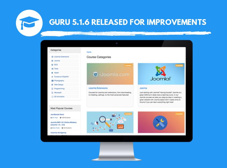 guru 5.1.6 update released