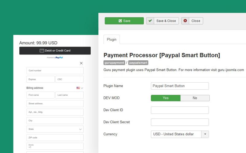 paypal smart payments guru pro